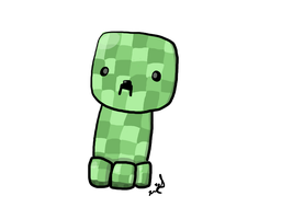 Creeper by leeleecalgirl