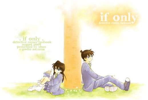 MC Doujinshi - If only by shunbtw