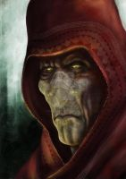 Darth Plagueis The Wise by banjaxedmdt