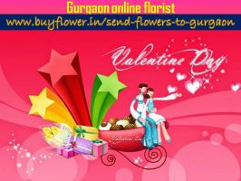Send Flowers To Gurgaon By Gurgaon Online Florist  by GurgaOnlineFloristIn