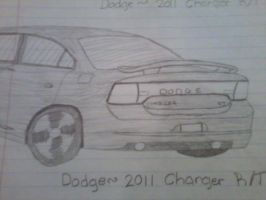 Dodge 2011 Charger RT by Shayza100