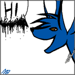 HI by xrabbit