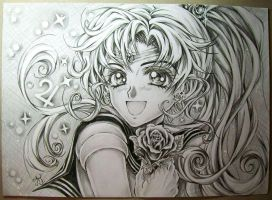 Sailor Jupiter Sparkle by ArtTreasure
