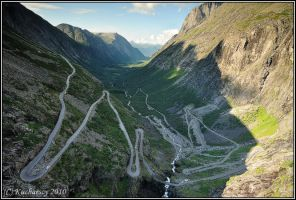 Trollstigen by Dark-Raptor