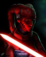 Star Wars - Darth Talon by DarthPonda