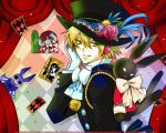 Pandora Hearts -The mad hatter by AngelLeila