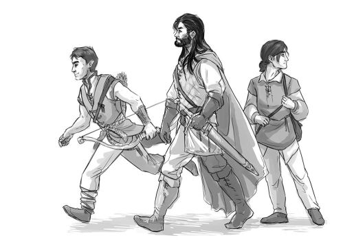 Cibor and sons by TheStory137