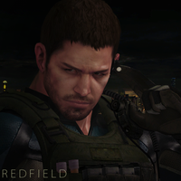 Redfield by BSAAgirl