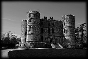 Lulworth castle by awjay