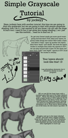 grayscale Tutorial by jockeyy