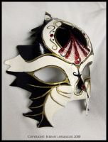 Venetian Mask by Novastar2486