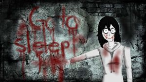 Jeff the Killer Wallpaper by Luizza-Vazquez