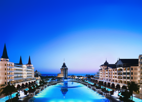 Mardan Palace at Dawn by ms-dost