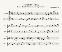 Travel the Turle by LaughtonMcCry