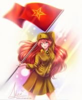Defender of the Fatherland Day by Axsens