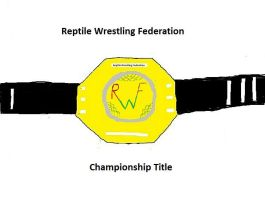Reptile Wrestling Federation Championship Updated by RollerCoasterViper59