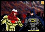 Captain Atom/Batman - You have some ability by adamantis