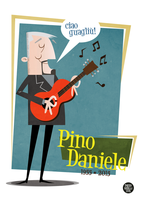 Pino Daniele Vector by funky23