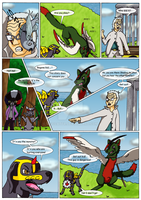 Creatures and overseas friends - Page 4 by DisccatFR