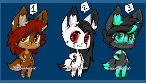 Mini adopts CLOSED! thanks! by reaper334