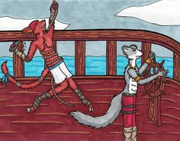 Trade: Rum Troubles by risha
