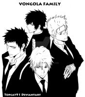 Vongola Guardians by TOPCAT91