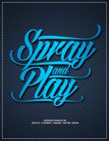 Spray and Play / Typho2 by 895graphics