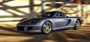 Porsche Carrera GT by TheImNobody