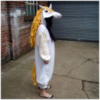 Custom Unicorn Kigurumi by diemortalroom