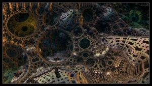 Giger's Cove by eccoarts