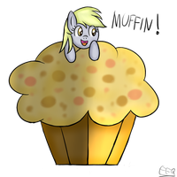Big muffin. by FreeFraQ