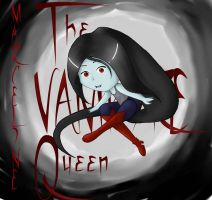 Marceline the Vampire Queen by TeamLordDeath