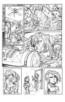 Mosaic Ver 2.0 pg. 07 Pencils by RobDuenas