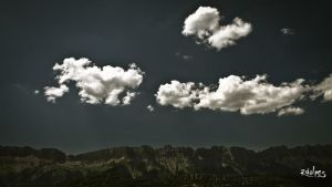 The cloud s walk by rdalpes