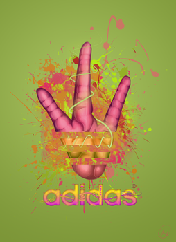 Addidas by imaM0NSTER