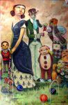 A Lovely Day for a Game by jasinski