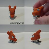 Charizard Clip by ChibiSilverWings