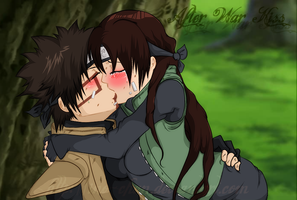 .:KankuTen.After.War.Kiss:. by Ino-chan