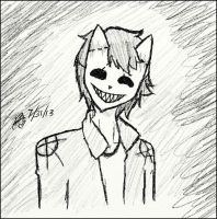 ((Surprise Drawing)) TCH by ChaoticPuppetMaster