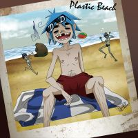 Plastic Beach by DHackWings