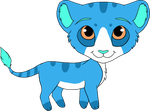Chibi Lion Cub - Draw To Adopt (Open) by Adopts-Only