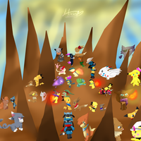 Competition entry by pokebulba