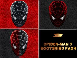 Spider-MAN 3 Boots Pack by klen70