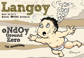 LANGOY Ondoy Ground Zero by Dinuguan