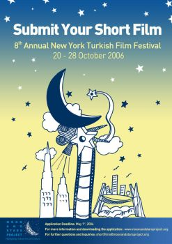 NY turkish film festival 2006 by minuxland