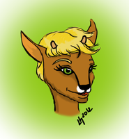 Fiona the Fawn by Ryanis