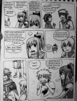 Fairy Tail Future comic page (version 1) by ritsukachoo