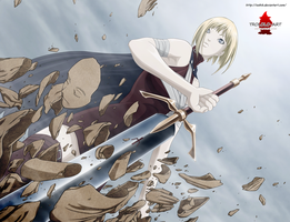 claymore clare by ioshik