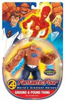 Fantastic Four Animated Series by sketchpimp