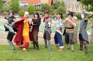 Can't touch this - Legend of Korra by fruba-kyo-lover1